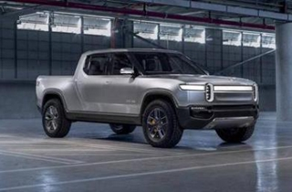 外媒:电动卡车初创企业Rivian估值达250亿美元
