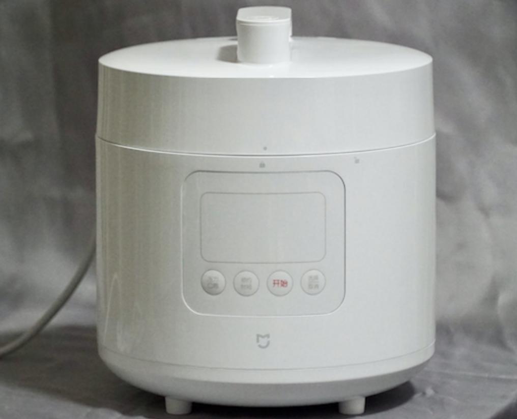 小米米家智能电压力锅:小身材也有大智慧