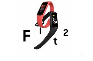 三星发布Galaxy Fit2智能手环国行版 售价249元