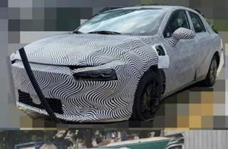 小鹏纯电轿车P5曝光 将于今年9月量产