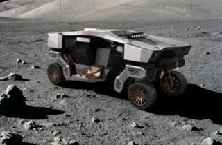 现代汽车发布无人驾驶概念车TIGERX-1 未来可能由人工智能操作