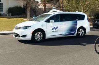 自动驾驶公司Motional开始在拉斯维加斯测试全无人驾驶汽车