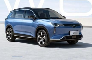 威马汽车纯电SUV威马W6正式开启预售 预计将于4月正式交付用户