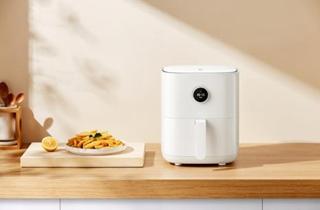 无油低脂,米家智能空气炸锅健康烹饪新选择