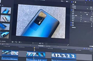 iQOO Neo5曝光 将采用后置三摄方案