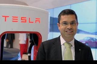 消息称特斯拉汽车业务总裁改任卡车项目负责人