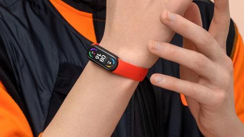 支持血氧监测,运动健康全面升级,小米手环6开启预售,229元起