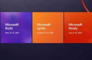 微软:将于5月25日至27日举行Build 2021在线开发者大会