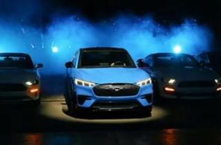 福特汽車推出首款電動車型MACH-E 可使用蔚來充電網絡