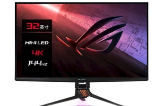 ROG推出4K 144Hz Mini LED顯示器 售價24999元