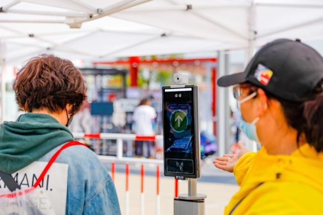 科技赋能,汉王科技AI助力北京马拉松万人复跑