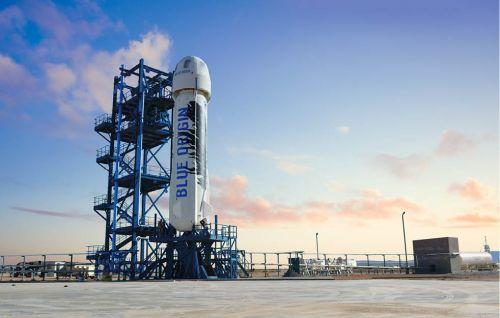 蓝色起源透露第二轮太空旅行席位最高竞价为240万美元