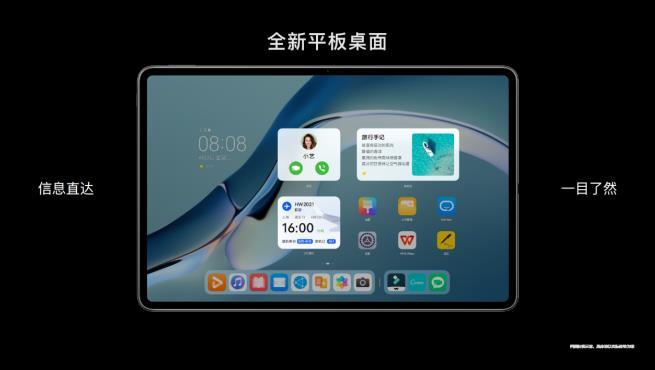 售价4999元起 搭载HarmonyOS 2的华为MatePad Pro上市