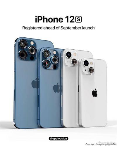 互联网资讯:iPhone 13系列高清渲染图曝光:后置相机模组采用透明设计