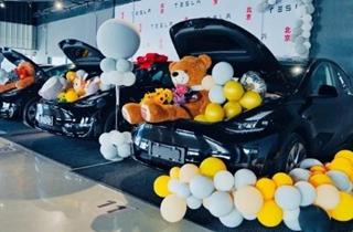 特斯拉首批Model Y标准续航版开始在北京交付