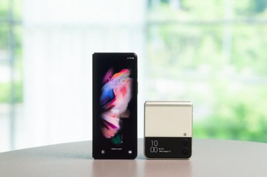 三星Galaxy Z Fold3|Flip3 5G等生态新品国内发布 塑造开放、个性化新体验