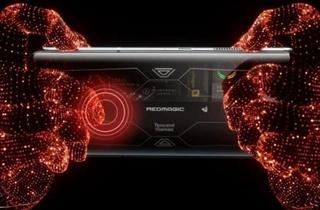 騰訊紅魔游戲手機6S Pro再預熱:新增500Hz紅魔腰鍵