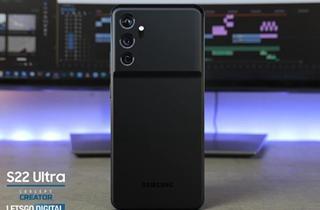 三星Galaxy S22 Ultra配置细节曝光:5000mAh电池+45W快充