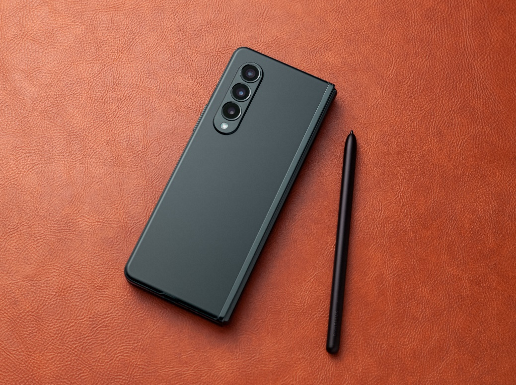 三星Galaxy Z Fold3 5G:顶级移动办公体验 商务人群青睐有加