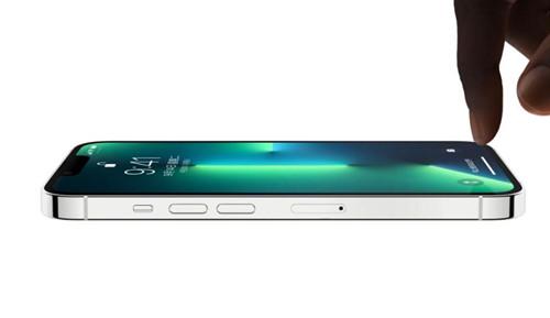 iPhone 13系列电池容量较iPhone 12提升近20%
