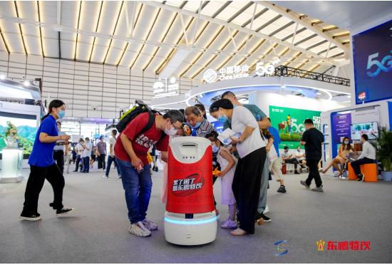 东鹏饮料亮相世界互联网大会,探索快消企业数字化转型新路径
