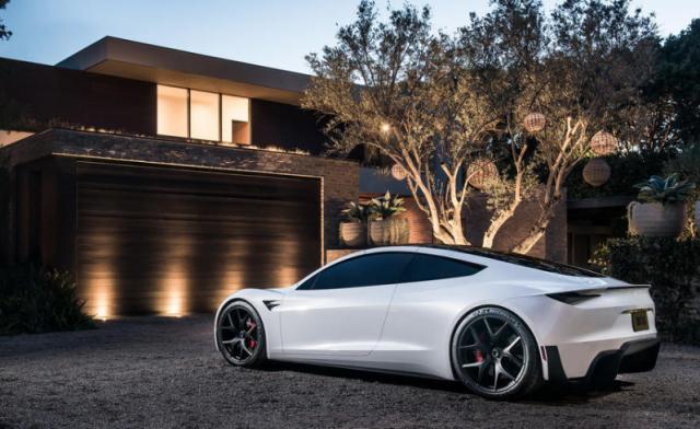 由于配件供应困难,特斯拉超跑Roadster的生产被推迟到2023年